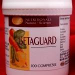 Betaguard Antioxidáns tartalmú étrend kiegészítő